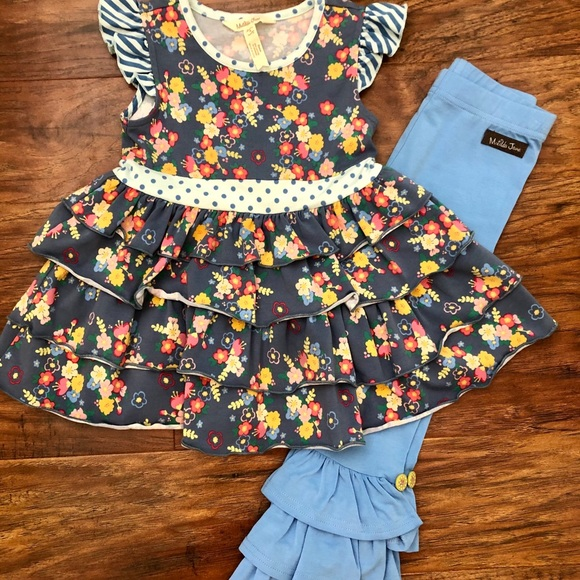 Matilda Jane pants and top set